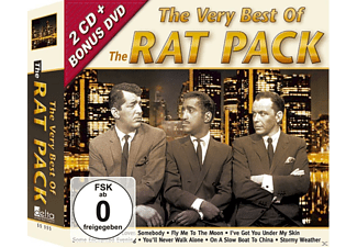 The Rat Pack - The Very Best Of The Rat Pack - (CD + DVD)