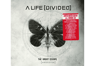 A Life Divided - The Great Escape-Winter Edition (Digipak) - (CD)