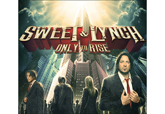 Sweet & Lynch - Only To Rise - (CD)