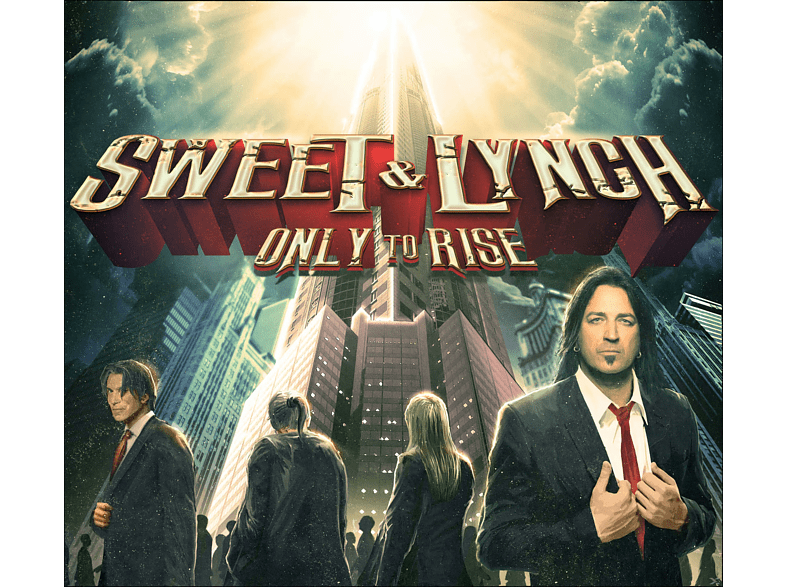 Sweet & Lynch - Only To Rise [CD]