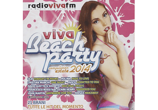 VARIOUS - Viva Beach Party Compilation Summer 2014 - (CD)