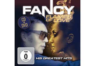 Fancy - Flames Of Love-His Greatest Hits - (CD)
