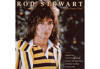 Rod Stewart - Maggie May - The Classic Years (CD)