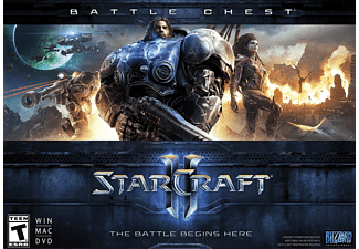 StarCraft II : Battle Chest UK PC