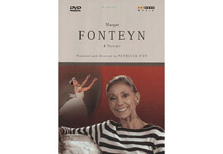 Margot Fonteyn - Margot Fonteyn/A Portrait/Pal [DVD]