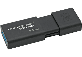 Pendrive 64 GB - Kingston DataTraveler 100 G3 - Unidad flash USB
