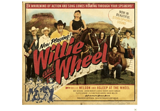 Willie Nelson - WILLIE AND THE WHEEL - (Vinyl)