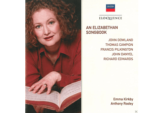 Emma Kirkby, Anthony Rooley - Elizabethan Songbook - (CD)