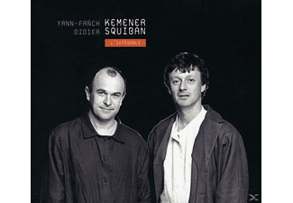 Yann-Fanck Kemener, Didier Squiban - L'Integrale - (CD)