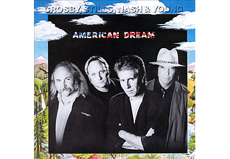 Crosby, Stills, Nash & Young - American Dream (CD)