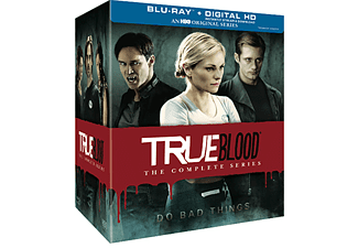 True Blood Saison 1-7 Blu-ray