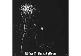 Darkthrone - Under A Funeral Moon/Digi - (CD)