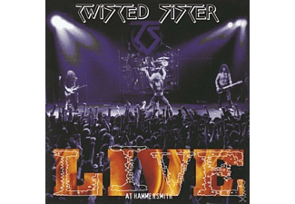 Twisted Sister - Live At Hammersmith - (CD)