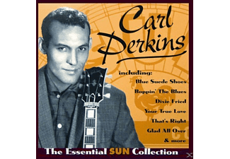 Carl Perkins - Essential Sun Collection [CD]