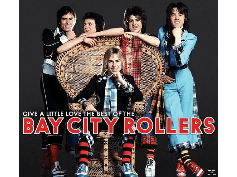 Bay City Rollers - Give A Little Love-Best Of [CD]