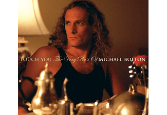 Michael Bolton - Touch You : The Best Of ... [CD]