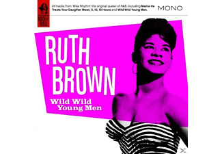 Ruth Brown - Wild Wild Young Men - (CD)