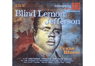 Blind Lemon Jefferson - Texas Blues - (CD)