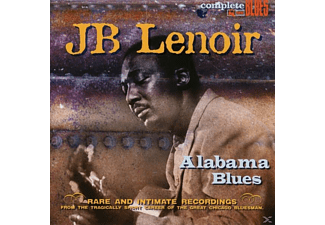 J.B. Lenoir - ALABAMA BLUES - (CD)