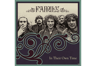 Family - In Their Own Time - (CD)