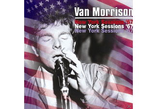 Van Morrison - New York Sessions - (CD)