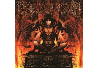Cradle Of Filth - Bitter Suites To Succubi - (CD)