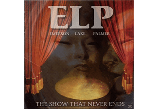 Emerson, Lake & Palmer - The Show That Never Ends [CD]