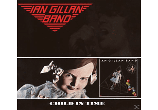 Ian Gillan B - Child In Time/Rem. - (CD)