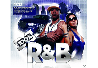 VARIOUS - 100 Percent R&B - (CD)