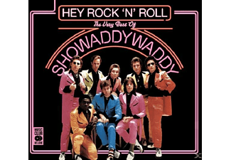 Showaddywaddy - Hey Rock'n Roll-The Very Best Of - (CD)