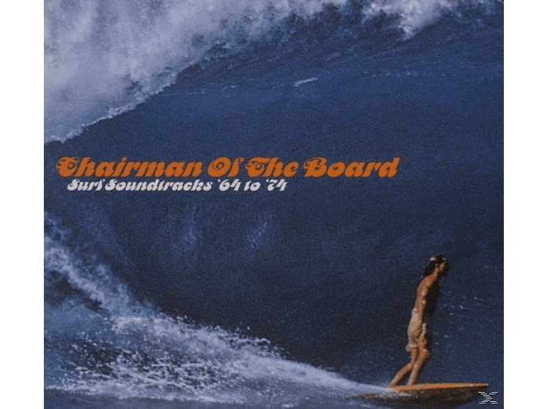 VARIOUS - Chairman Of The Board-Surf Soundtracks [CD]