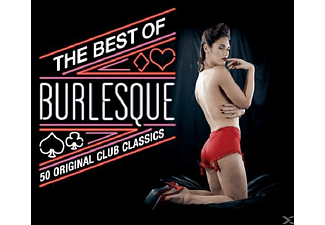 VARIOUS - Best Of Burlesque - (CD)