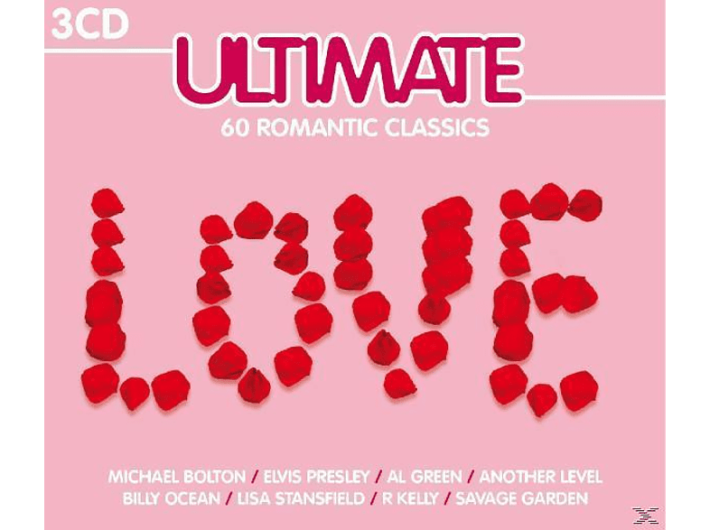 VARIOUS - Ultimate Love [CD]