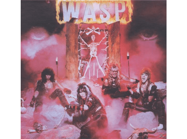 W.A.S.P. - W.A.S.P.(Deluxe) [CD]