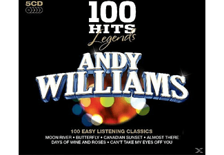 Andy Williams - 100 Hits Legends - (CD)