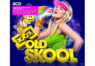 VARIOUS - 100 Percent Old Skool - (CD)