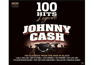 Johnny Cash - 100 Hits-Johnny Cash - (CD)