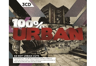 VARIOUS - 100 Percent Urban - (CD)