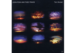 John Foxx / Theo Travis - Torn Sunset [CD]