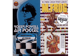 Powell,Roger/Frog,M. - Air Pocket/M.Frog (+Bonus) - (CD)
