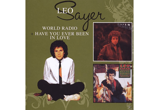 Leo Sayer - World Radio/Have You Ever Been In Love [Doppel-Cd] - (CD)