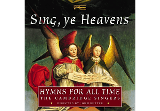 The Cambridge Singers - Sing, Ye Heavens - (CD)