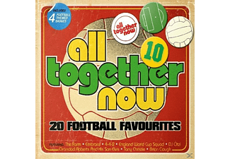 VARIOUS - All Together Now - (CD)