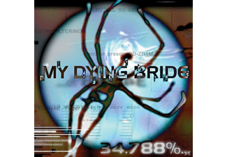 My Dying Bride - 34.788% Complete (Limited Edition) - (Vinyl)