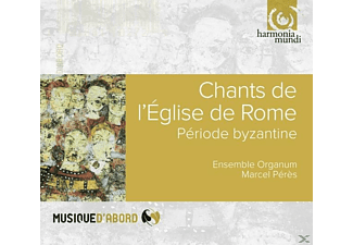 Ensemble Organum, Marcel Pérès - Chants De L'Eglise De Rome - (CD)