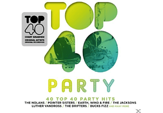VARIOUS - Top 40-Party - (CD)