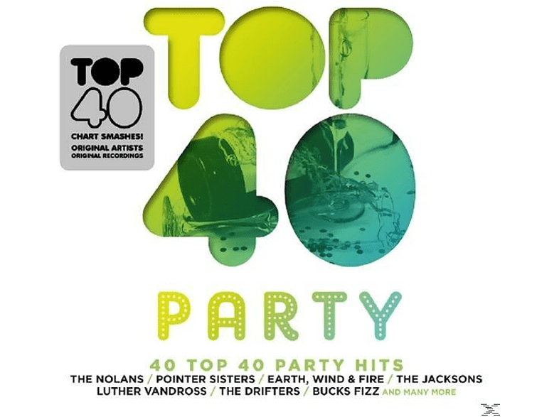VARIOUS - Top 40-Party [CD]