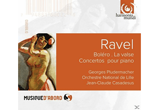 VARIOUS - Bolero/La Valse/Concertos Pour Piano - (CD)