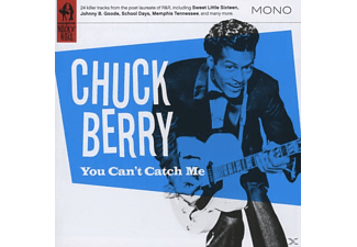 Chuck Berry - You Can't Catch Me - (CD)