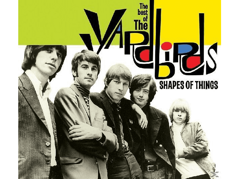 The Yardbirds - Shapes Of Things-The Best Of [CD]
